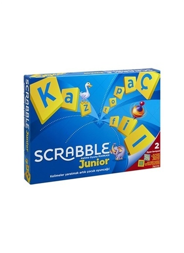 Bu-BU Kutu Oyunları Renksiz